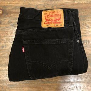 Levi's  men's  505 jeans